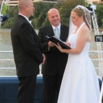 Austin Riverboat Wedding Ceremony