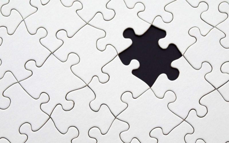 dificuldades de aprendizagem - puzzle