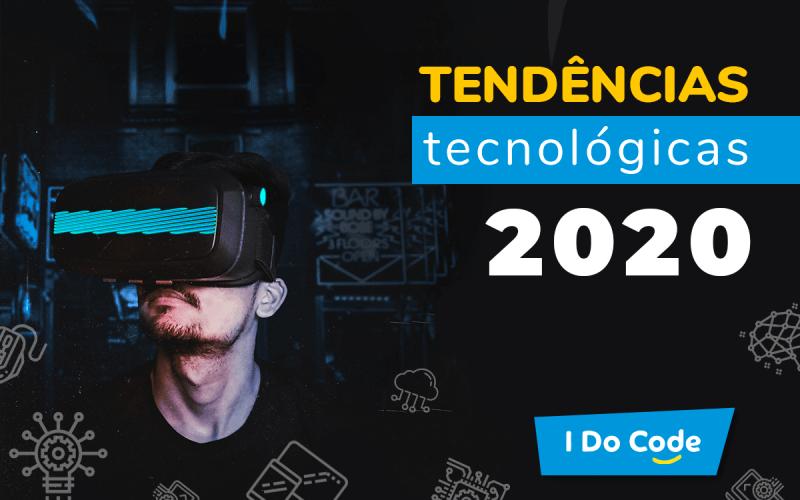 Tendências tecnológicas 2020 capa