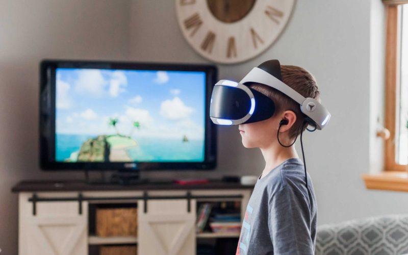 curso para crianças que gostam de tecnologia