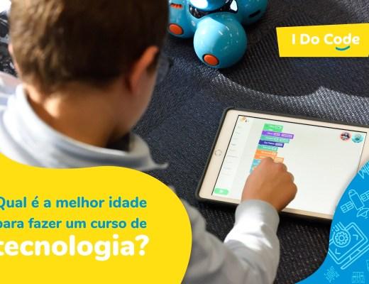 melhor idade para um curso de tecnologia