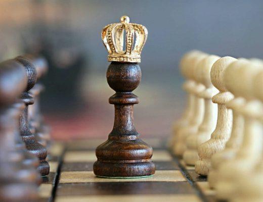 jogo de xadrez - raciocínio lógico