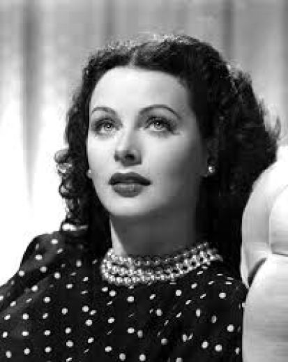 Mulheres importantes:  Hedy Lamarr