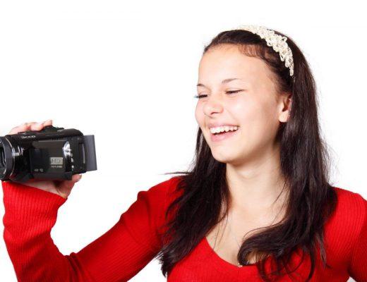 curso de vídeo para jovens