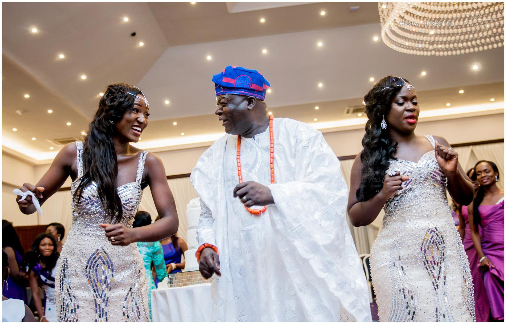 Double Wedding I Do Ghana
