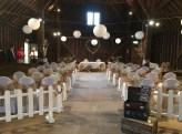 wedding decor to hire