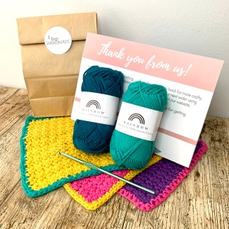 I Do Handmade crochet kit