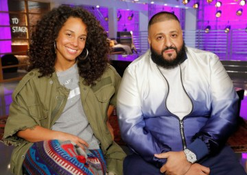 Image result for alicia dj khaled the voice
