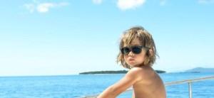 Summer days - wearing IE1027MR, black frame