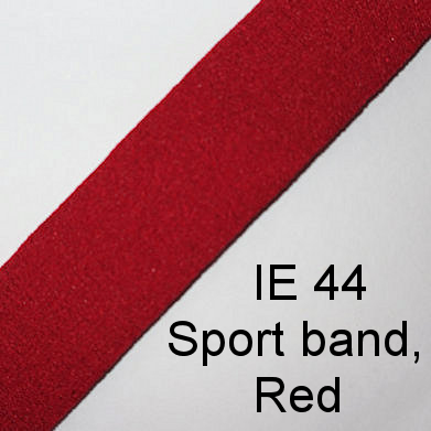 IE 44 - Neoprene Sports Band, Red