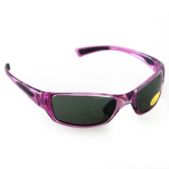 Kids 1 - IE9035, Crystal purple kids sports sunglasses