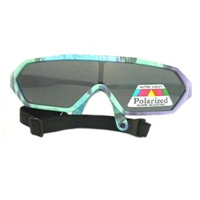 Tiny Tots II - IE7155S, Light blue with G-15 polarized lens