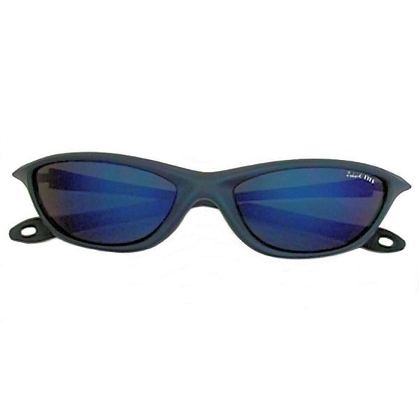 Kids II - IE35062, Matt silk blue frame with G-15 Blue mirror lens