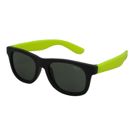 Tiny Tots I - IE1027SR, Black / yellow frame traditional toddler sunglasses