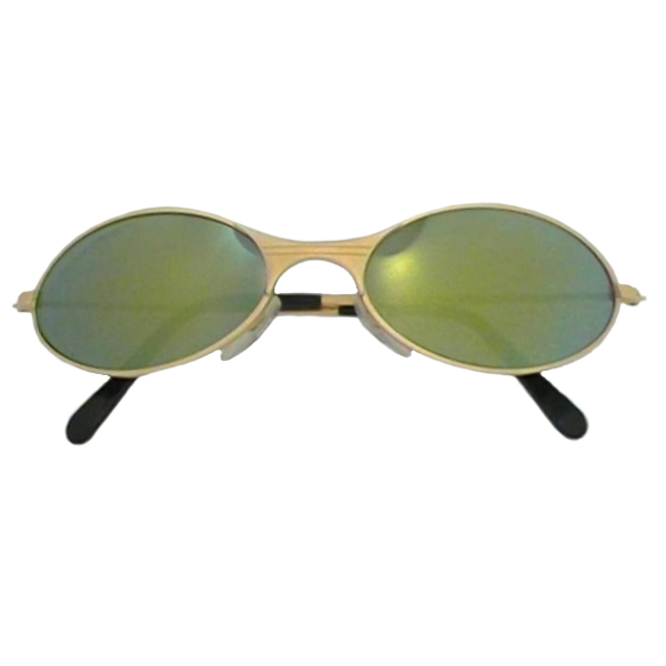 Kids I - IE8018, Matt Gold frame with Revo mirror lens