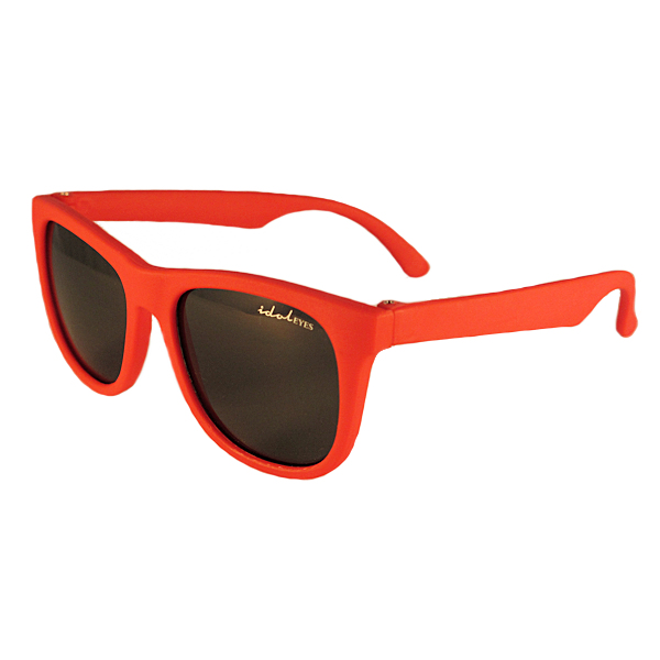 Tiny Tots I - IE1027SR, Red frame traditional toddler sunglasses