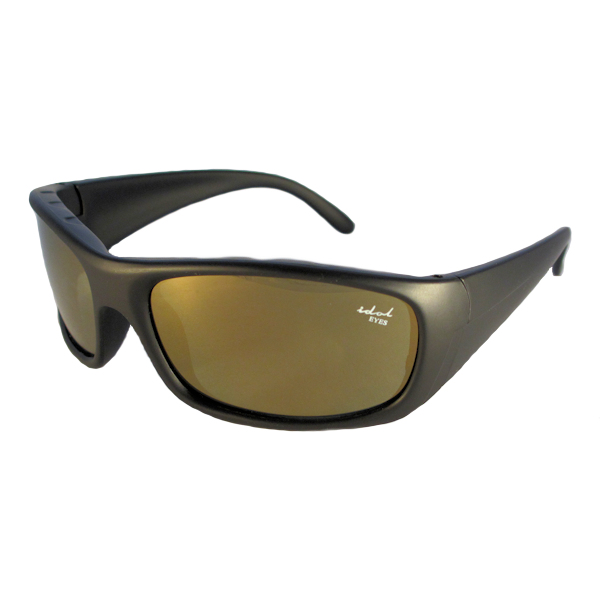 IE5634 Black frame with Brown mirror lens