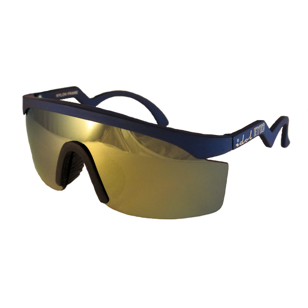 Tiny Tots II - IE 770MS, Blue frame toddler blade sunglasses