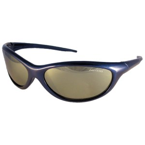 Kids II - IE453 Metallic Blue frame with mirror lens.