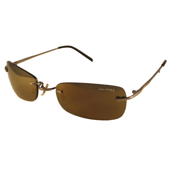 Kids II - IE10069, Gunmetal frame with Gold mirror lens