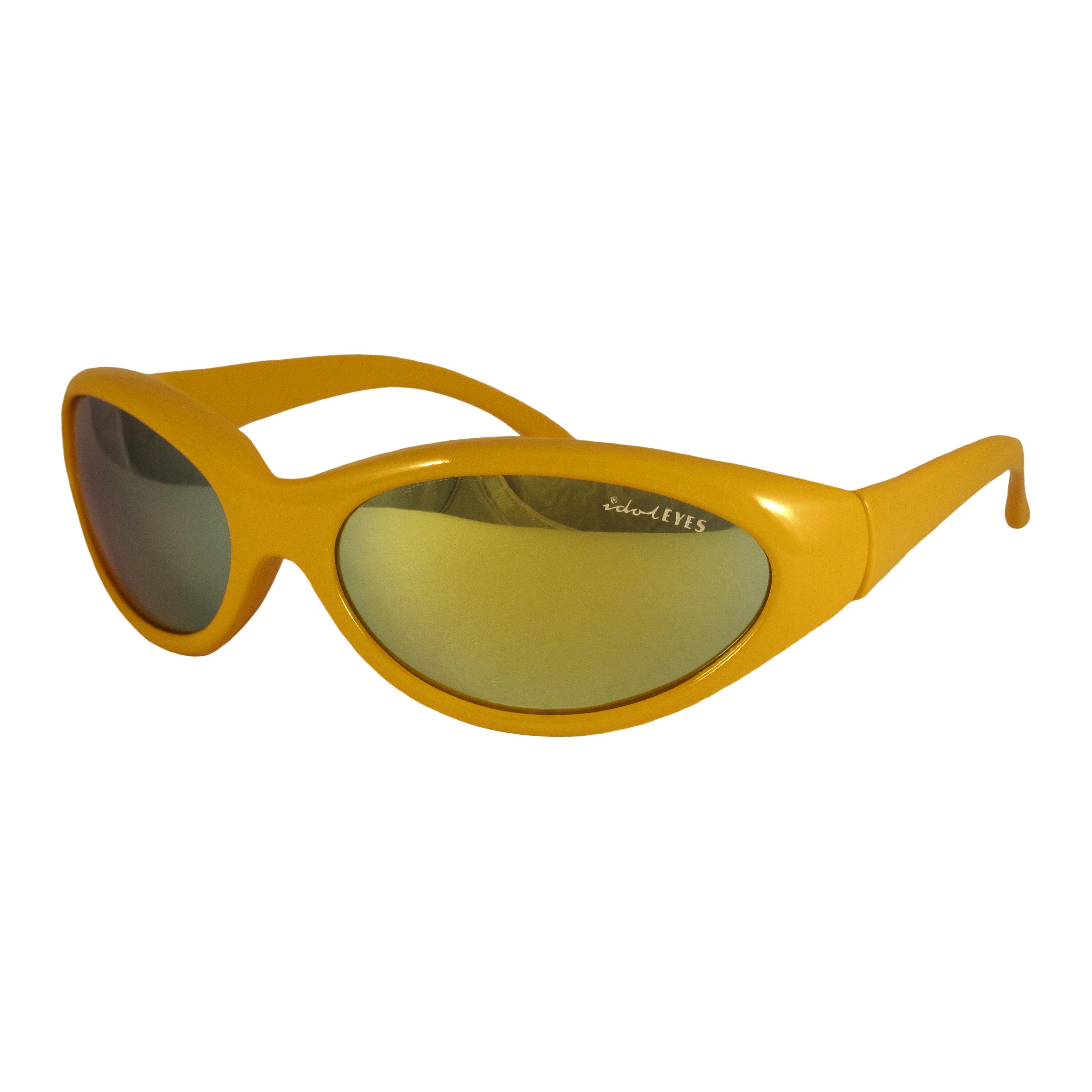 Tiny Tots II - IE687, Shiny Yellow frame