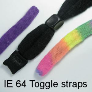 IE 64 Toggle straps
