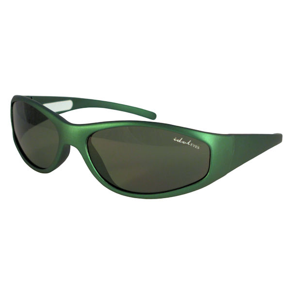 School sunglasses - IE525, Large green