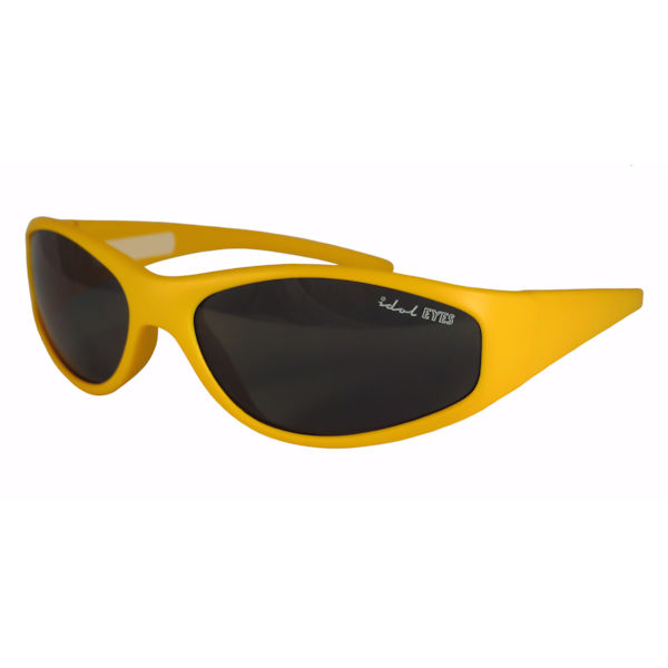 School sunglasses - IE532, Small yellow