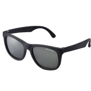 Tiny Tots I - IE1027SR, Black frame traditional baby sunglasses with G-15 lens