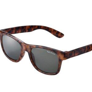 Kids - IE9011, Tortoiseshell frame kids sunglasses with G-15 lens