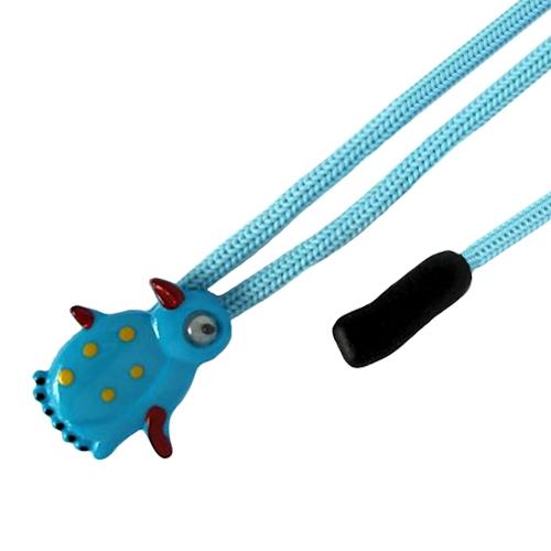 IE03K - Light Blue penguin novelty toggle cord