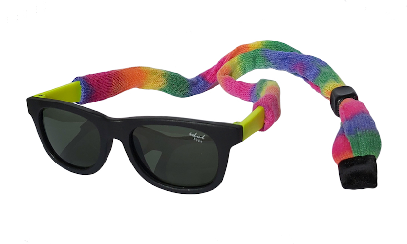 IE64 - Rainbow toggle strap