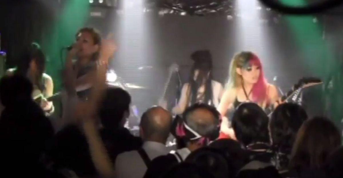 Erstes Live Video von RiViNi