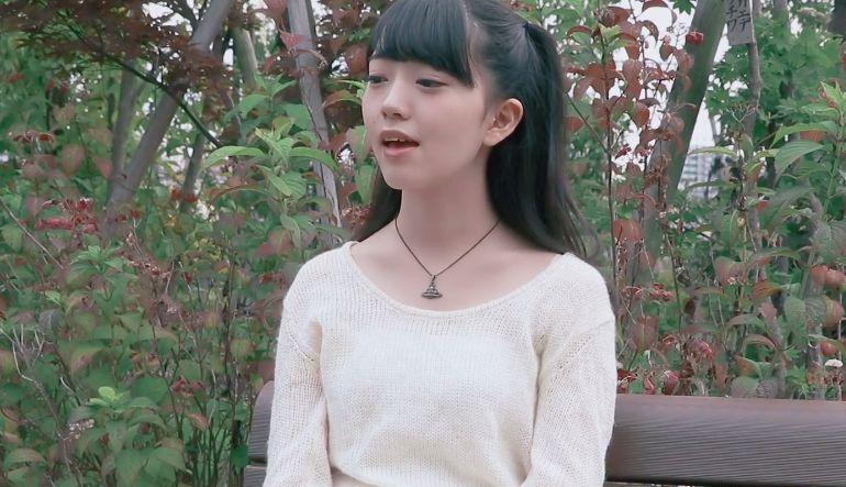 Karen Koizumi singt über Idol Graduation