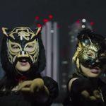Seiza hyakkei burakku mit Power Metal & Masken im neuen Musikvideo