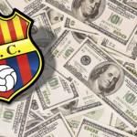Barcelona planea impugnar deudas de Nahuelpaán y Deportivo del Valle