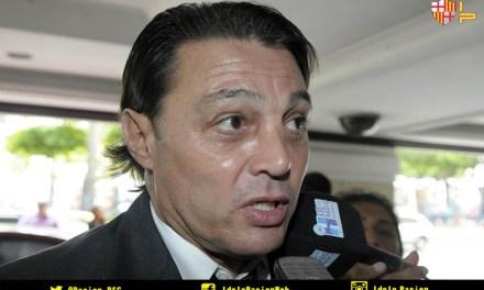 Alfaro descarta la compra del pase de Luis Caicedo