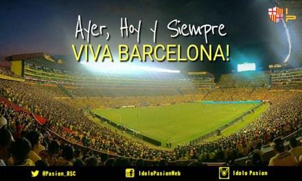 Un repaso de los 15 campeonatos de Barcelona Sporting Club