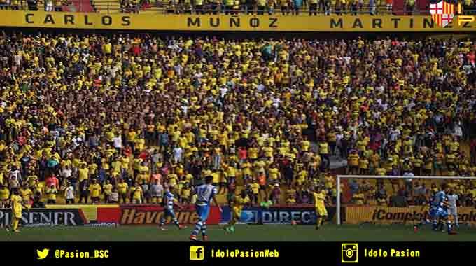 Barcelona cierra la fecha ante Guayaquil City buscando mantener la punta y el invicto