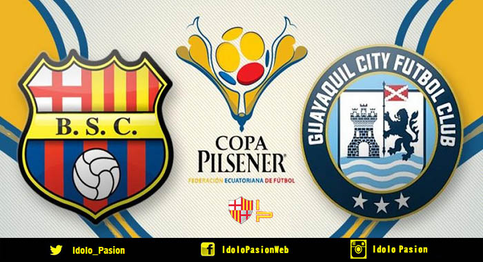Guayaquil City vs Barcelona SC (En vivo)
