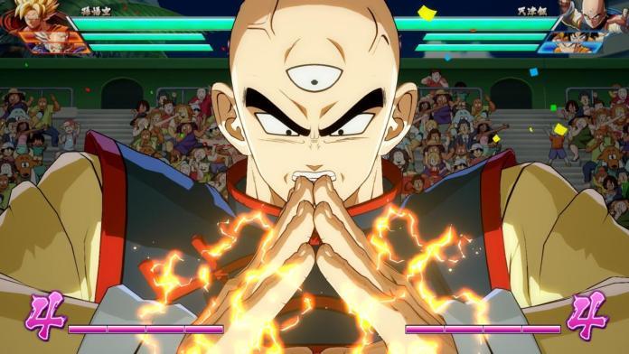 hình ảnh games Dragon Ball Fighter Z 1