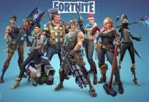 Hình nền máy tính game fortnite FULL HD IDOLTV 1