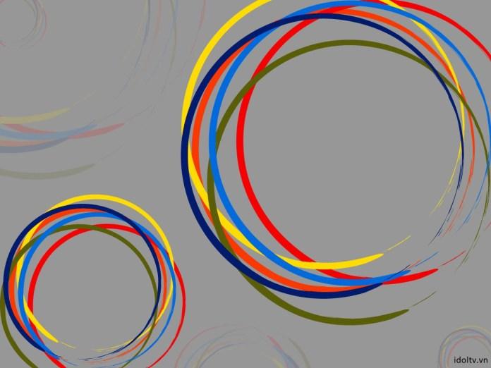 Hình nền powerpoint đẹp IDOLTV 10