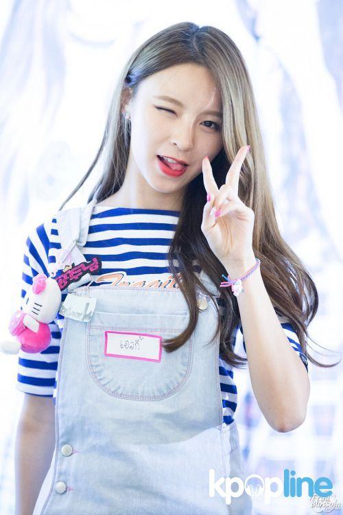 Idol thông tin ca sĩ Elkie K -POP