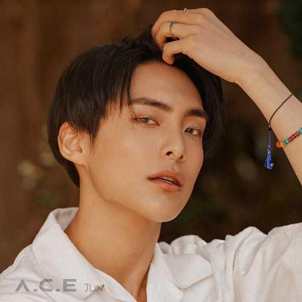Idoltv Profile thông tin thành viên Jun nhóm nhạc ACE k-pop