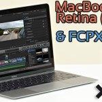 MacBook 12″ Retina (2016) & FCPX 4K Videobearbeitung