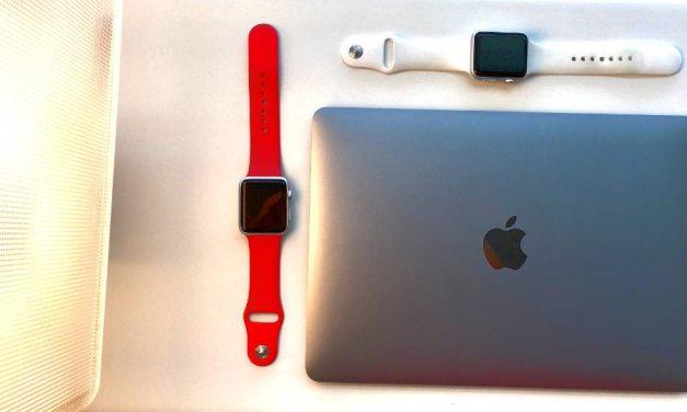 Den Mac mit der Apple Watch entsperren