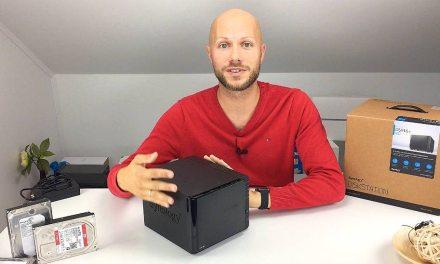 Synology DiskStation DS916+ Erster Eindruck & Einrichten