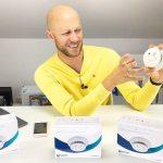 Homematic IP Rauchwarnmelder einrichten & Eindrücke