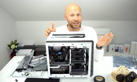 CustoMac Mini Deluxe im Eigenbau Teil 2 Zusammenbau (Hackintosh)